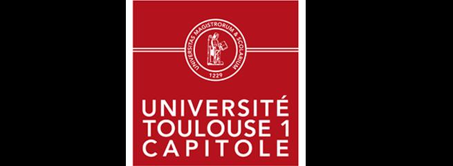 Logo de l'Université Toulouse 1 - Capitole