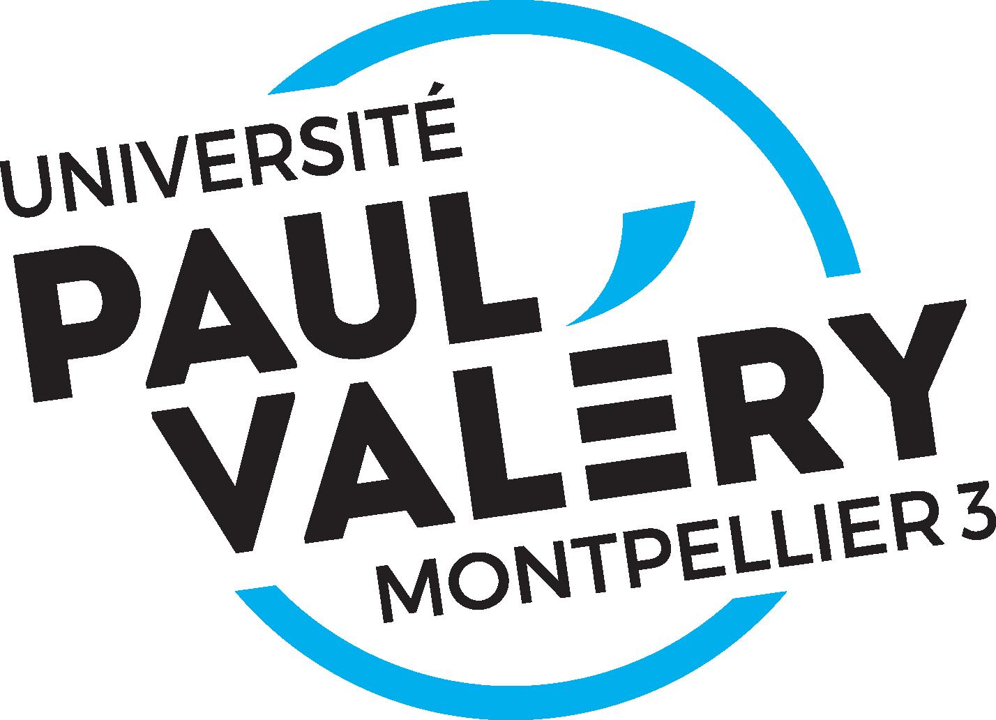 Logo de l'Université de Montpellier Paul Valérie