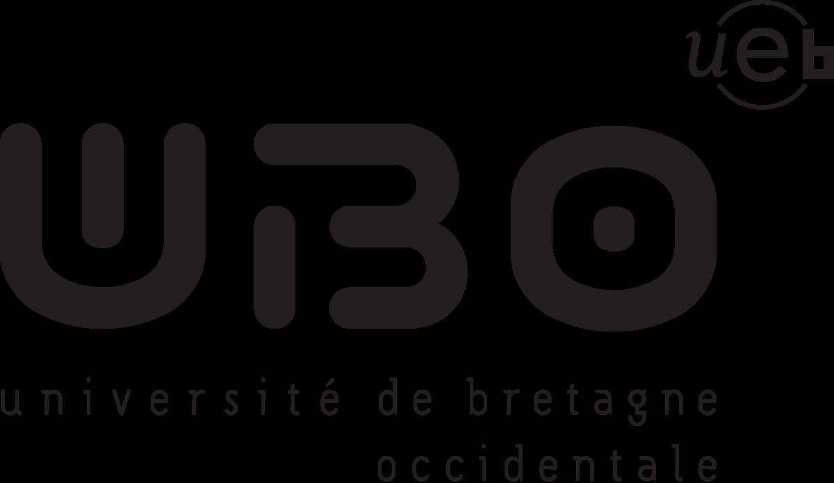 Logo de l'Université de Bretagne occidentale