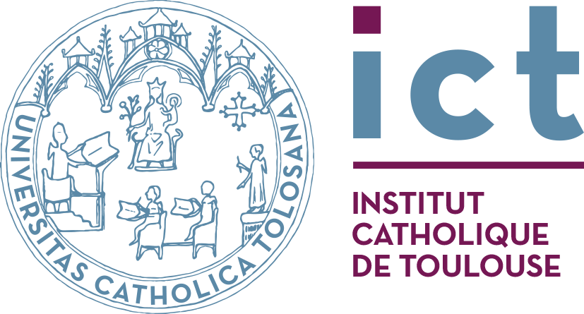 Logo de l'Institut catholique de Toulouse