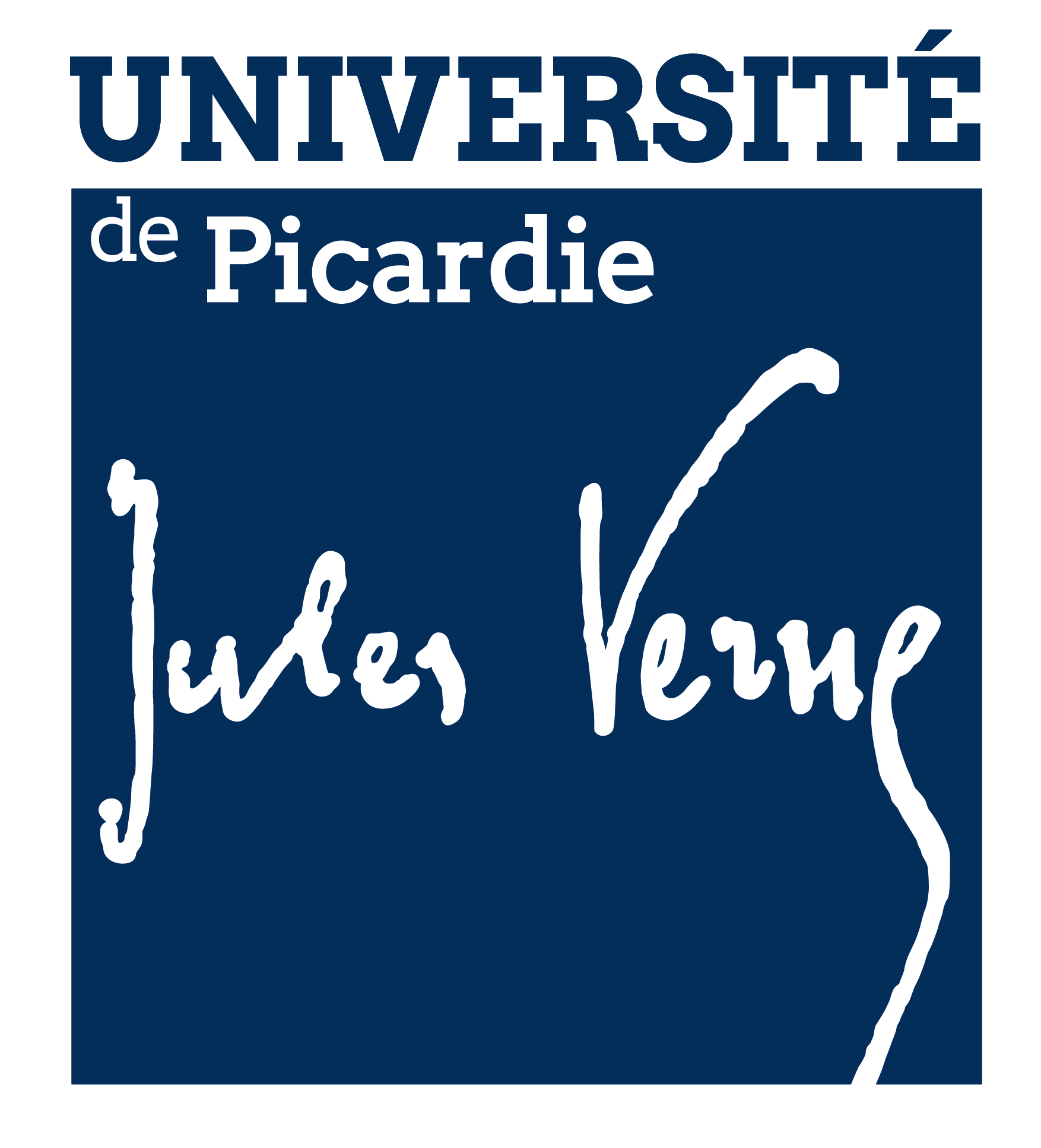 Logo de l'Université de Picardie Jules Verne