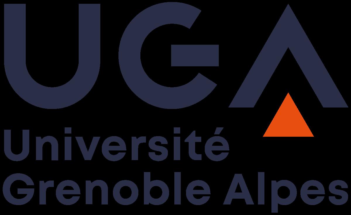 Logo de l'Université de Grenoble Alpes