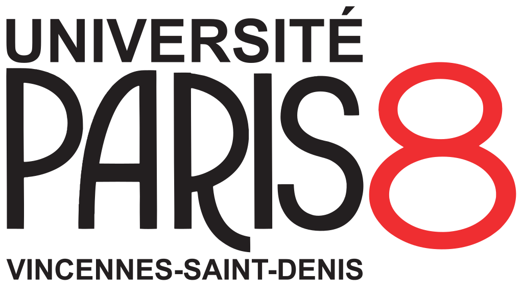 Logo de l'Université Paris 8