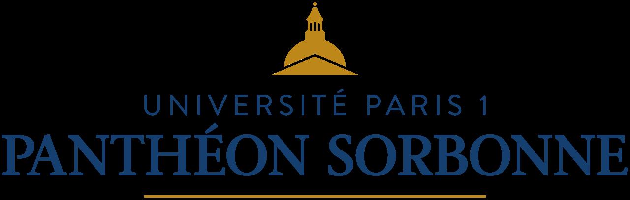 Logo de l'Université Paris 1 Panthéon - Sorbonne