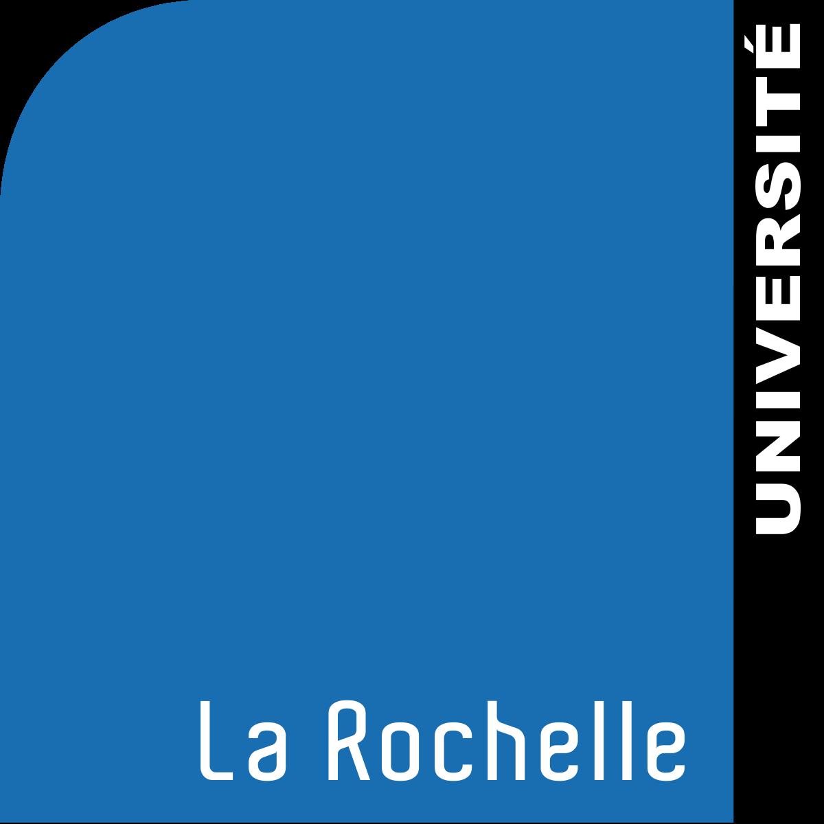 Logo de La Rochelle Université
