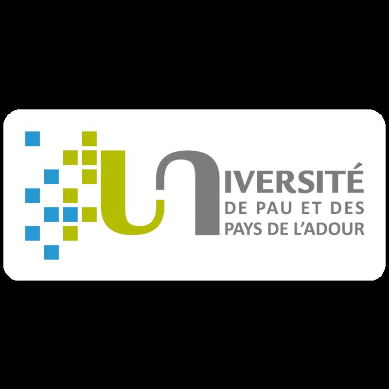 Logo de l'Université de Pau et des Pays de l'Adour